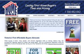 Buyers Home Base: Mobile Template, Search Engine Optimisation (SEO), Adwords, Keyword Research